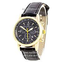 Часы Tissot PRC 200 Quartz Black-Gold-Black