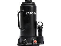 Гидравлический домкрат 10тонн Yato YT-17004