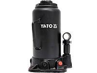 Гидравлический домкрат 15тонн Yato YT-17006