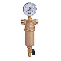Самопромывной фильтр для воды