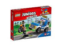 LEGO: Juniors - Погоня на фургоне полицейского
