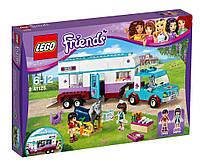 LEGO: Friends Прицеп для лошадей лечебная
