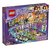 LEGO: Friends - американские горки в парке развлечений