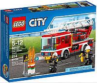 LEGO: City - Пожарные: пожарная Машина с лестницей