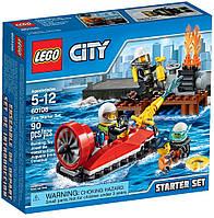 LEGO: City - Пожарные: стартовый Набор