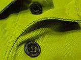 Чоловіча спортивна футболка Polo GALVIN GREEN (L), фото 3