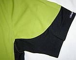 Чоловіча спортивна футболка Polo GALVIN GREEN (L), фото 4