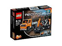 LEGO: Technic - Бригада дорожных работ