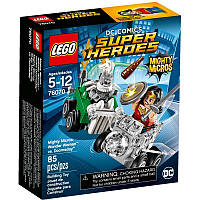 LEGO: Super Heroes - Mighty Micros: Wonder Woman™ против Doomsday™