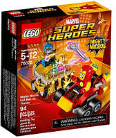 LEGO: Super Heroes - Mighty Micros: Iron Man vs. Thanos