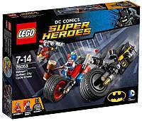 LEGO: Super Heroes - Погоня в Готэм-Сити