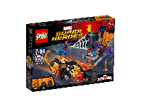 LEGO: Super Heroes - Spider-Man: Ghost Rider Team-up