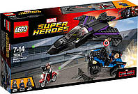 LEGO: Super Heroes - Captain America: Civil War set