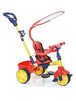 Little Tikes: трехколесный велосипед 4w1 - основные цвета