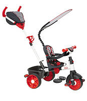 Little Tikes: трехколесный велосипед 4w1 - красно-белый