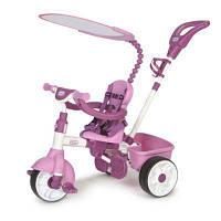 Little Tikes: трехколесный велосипед 4w1 - розовый