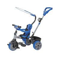 Little Tikes: трехколесный велосипед 4w1 - синий