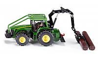 Туалет: Фермер - 1:50: Трактор, лесной