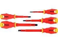 Набор диэлектрических отвёрток Yato YT-2827