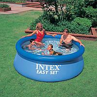 Надувной бассейн Intex 28110 (56970). Наливной бассейн 244х76 см 11-Т2