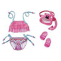 Baby Born: Play and Fun - Комплект одежды для купания