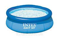 Надувной бассейн Intex 56972 (28112) наливной бассейн 244х76 см + насос
