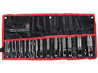 Ручные пробойники отверстий для кожи Yato yt-3591 (15 штук)