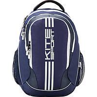 Рюкзак Kite17 K17-816L-1 серо-синий 816 Sport-1