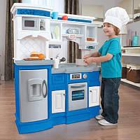 Кухня, Уголок Гурмана Синяя Little Tikes