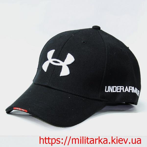 Кепка милитари Under Armour черная