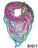 Нежный шейный платок 60*60  (61011)