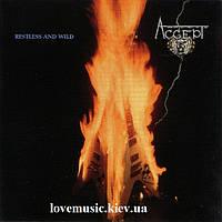 Музыкальный сд диск ACCEPT Restless and wild (2005) (audio cd)