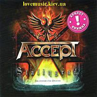 Музыкальный сд диск ACCEPT Stalingrad (2012) (audio cd)