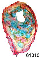 Нежный шейный платок 60*60  (61010), фото 1