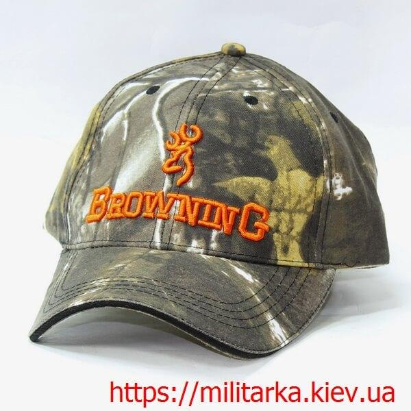 Кепка камуфляжная Browning лес