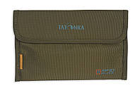 Кошелек Tatonka Travel Folder RFID B olive (2956.331)