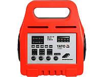 Зарядное устройство для авто Yato YT-8301