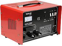 Зарядное устройство для автомобильных аккумуляторов 12/24В 170-350Ah Yato YT-8305