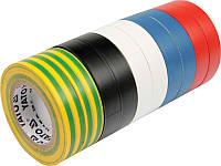 Набор изоленты 20метров Yato YT-8173