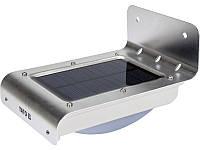 Уличный прожектор на солнечных батареях с датчиком движения Yato YT-81855