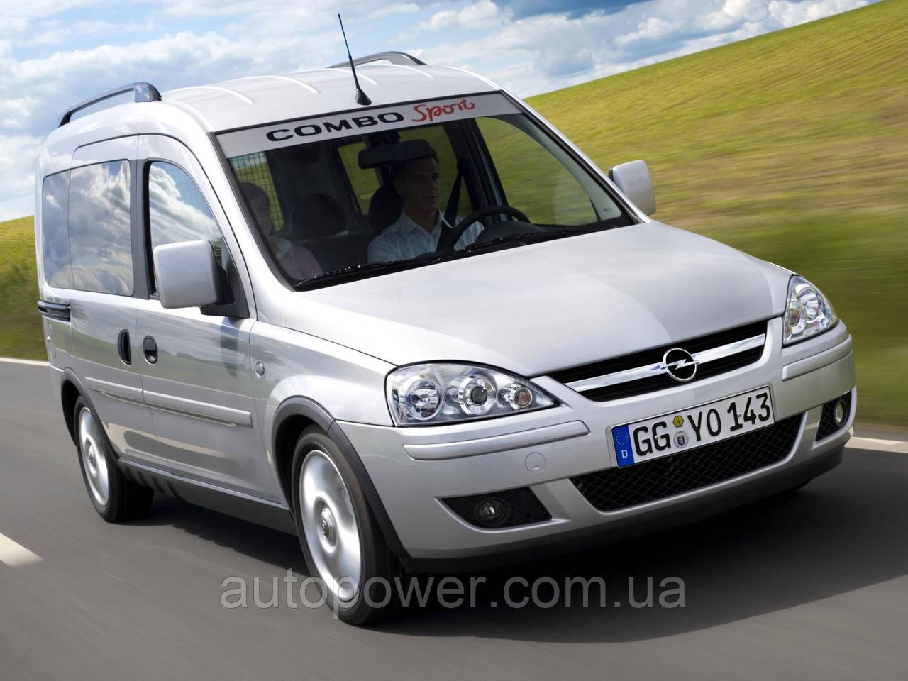 Фаркоп на Opel Combo универсал 09/2001-2012