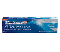 Зубная паста  Blend-a-med3D White  LUXE  75мл