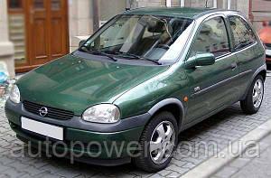 Фаркоп на Opel Corsa B хетчбек 03/1993-09/2000