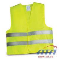 Жилет безопасности светоотражающий   LAVITA  (желтый) LA 171600