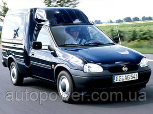 Фаркоп на Opel Combo универсал 1991-08/2001