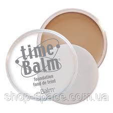 Тональная основа theBalm TimeBalm Foundation (тестер)