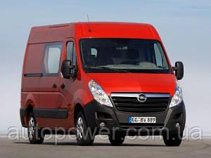 Фаркоп на Opel Movano (1 запаска) 2010-