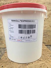 Водостойкий клей RAKOLL Express D3 30кг