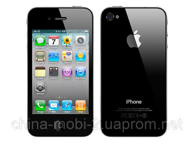 Смартфон Apple iPhone 4 8Gb Black