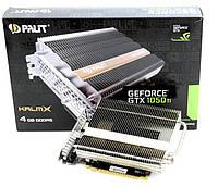 Видеокарта Palit GeForce GTX1050Ti KalmX 4GB (NE5105T018G1H)